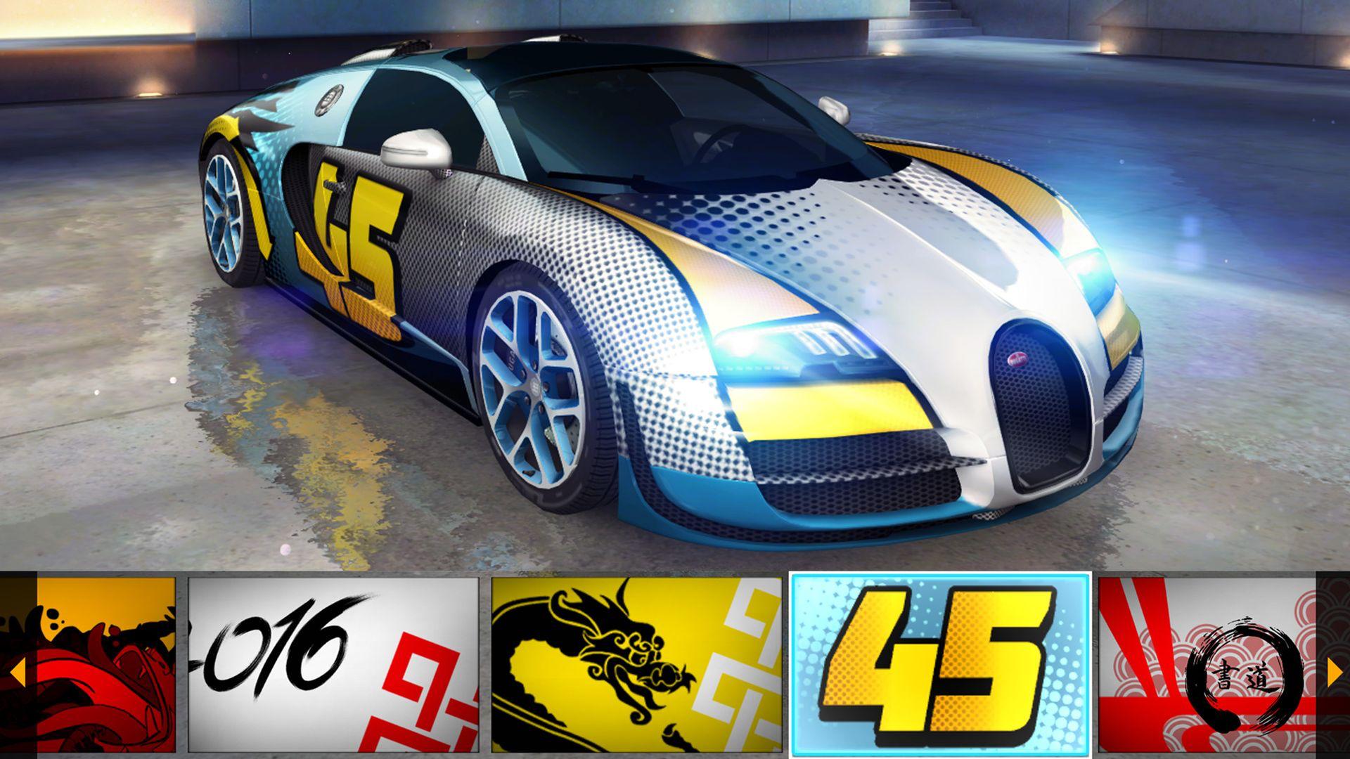 Asphalt 8 - Drift Racing Game screenshot 18