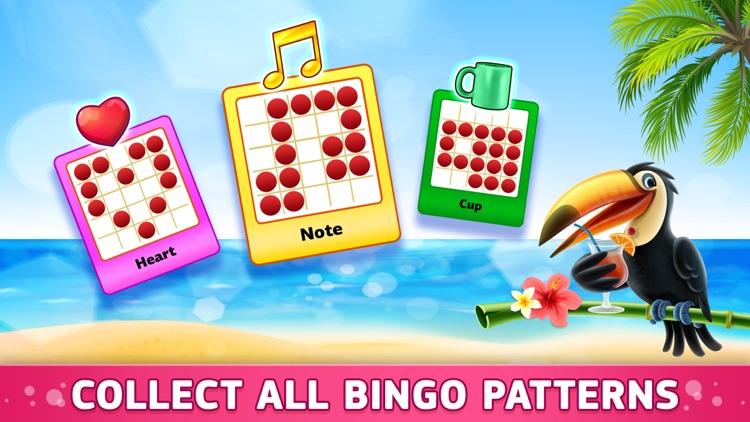 BinGo - Tropical Beach Online screenshot-7