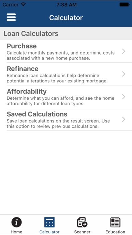 Seagrave Mortgage App screenshot-1