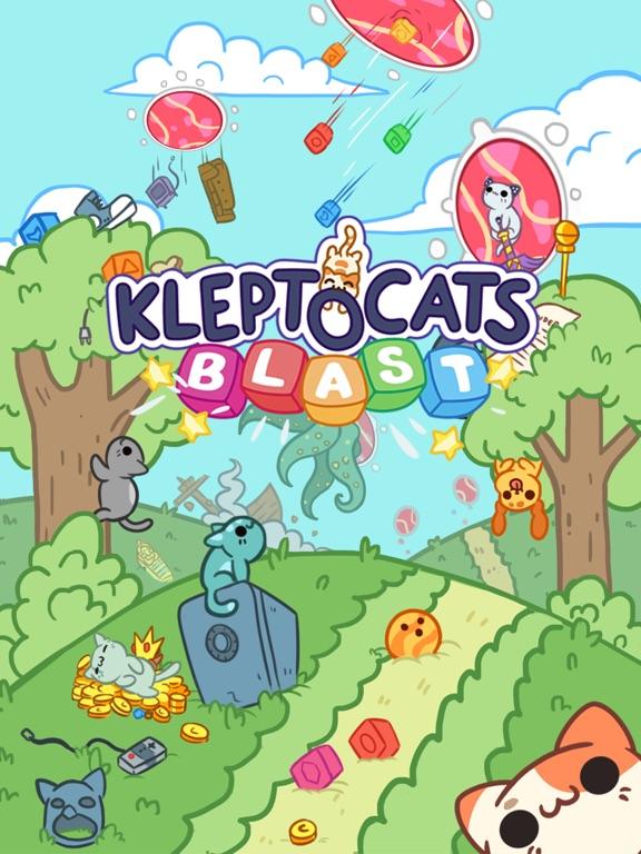 KleptoCats Mystery Blast screenshot 1