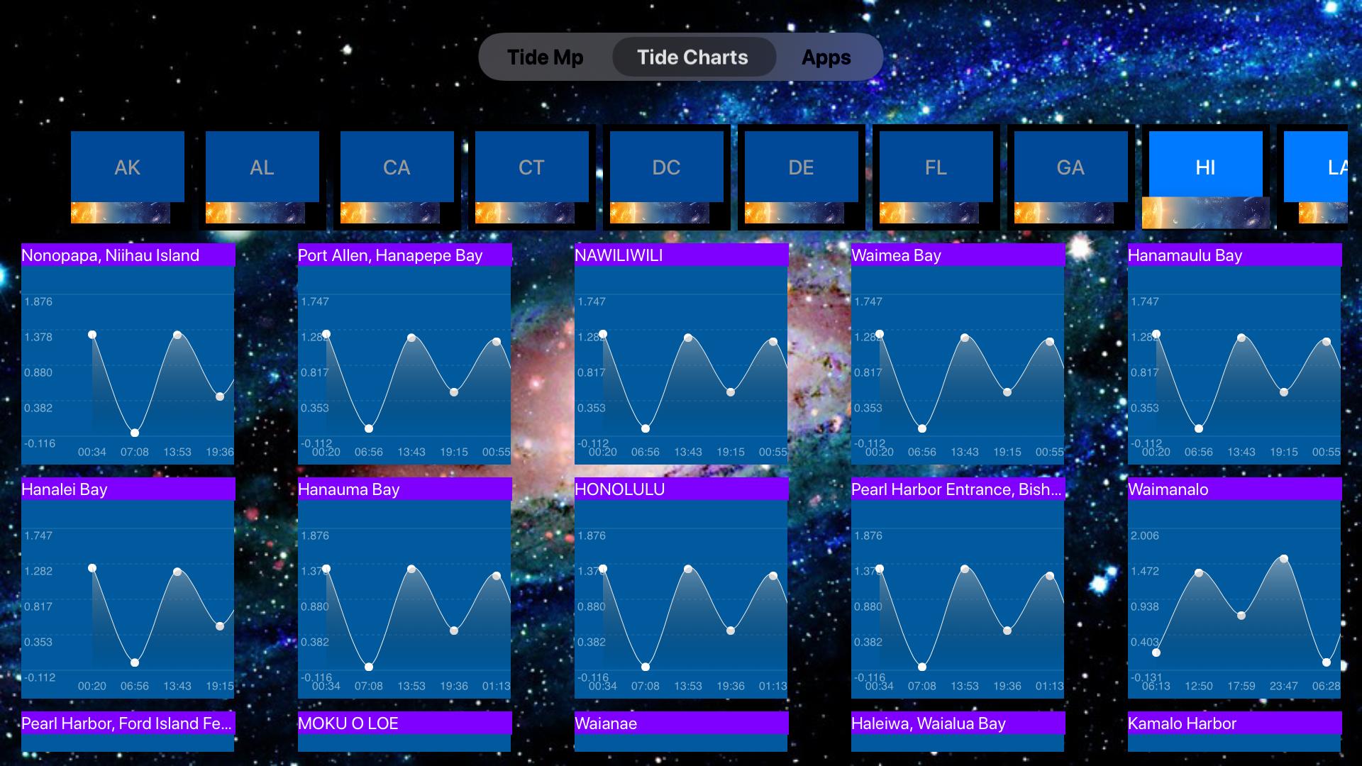 Instant NOAA Tide Pro screenshot 17