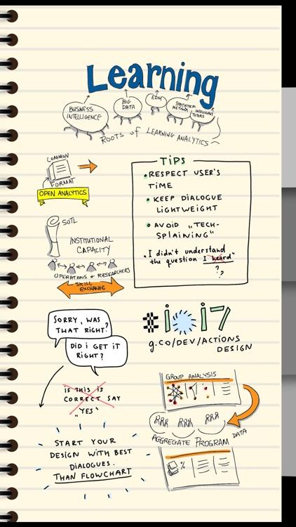 Smart Note Notepad - Draw Memo screenshot-3