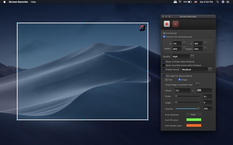 iScreen Recorder Screenshots