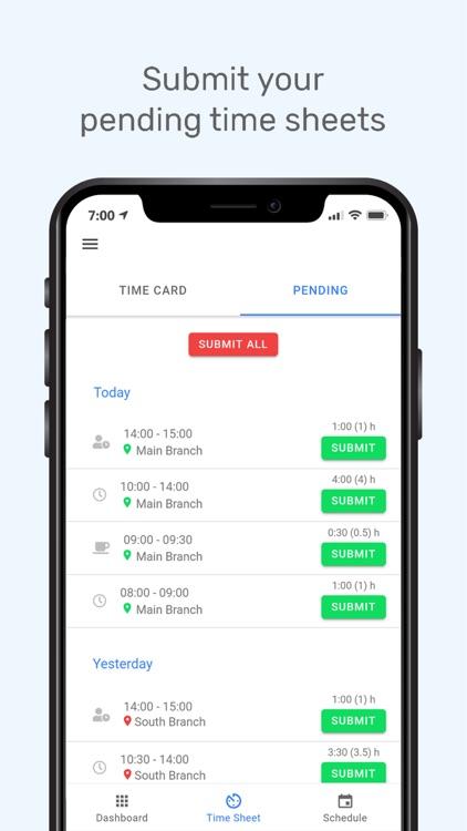 Tinq - Time Tracker screenshot-3