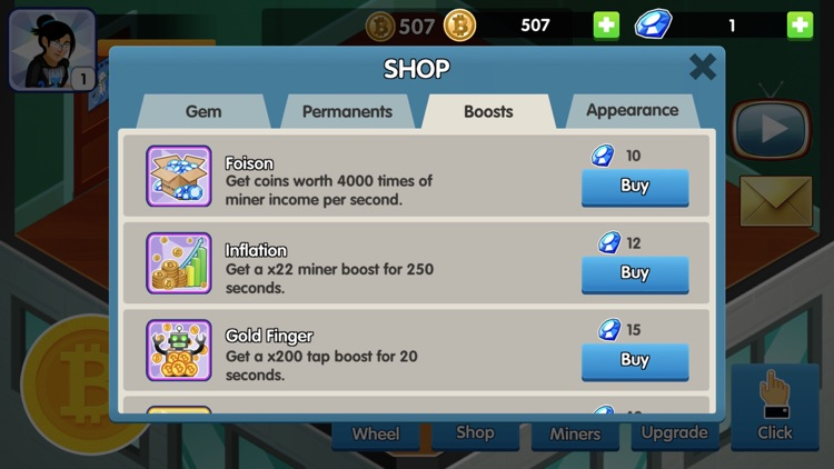 Crypto Tycoon Saga screenshot-4