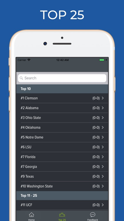 Mississippi State Football App screenshot-4