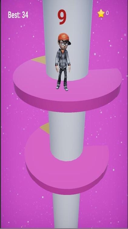 Tower Jump - Endless jumping screenshot-3