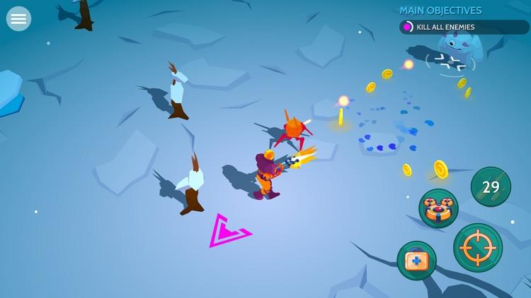 Space Pioneer screenshot-4