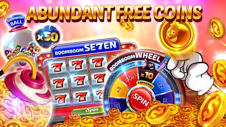 BoomBoom Casino - Vegas Slots screenshot-7