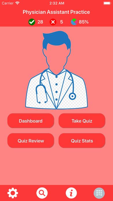 Physician Assistant Practice screenshot 1