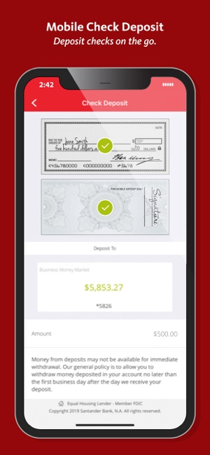 Santander Business Banking on the App Store