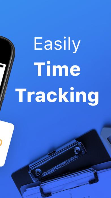 Hours Keeper: Time Tracker Screenshot