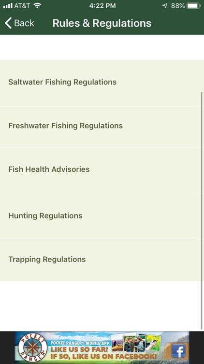 New York Fish and Wildlife App screenshot-4