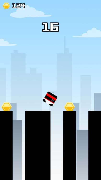 Hero Jump - Stickman Parkour screenshot-3
