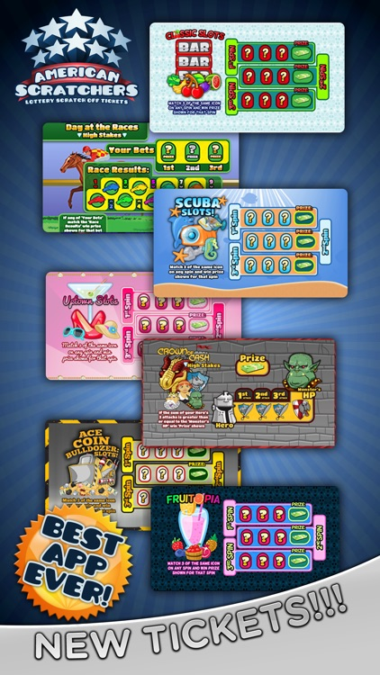 American Scratchers Lottery screenshot-3