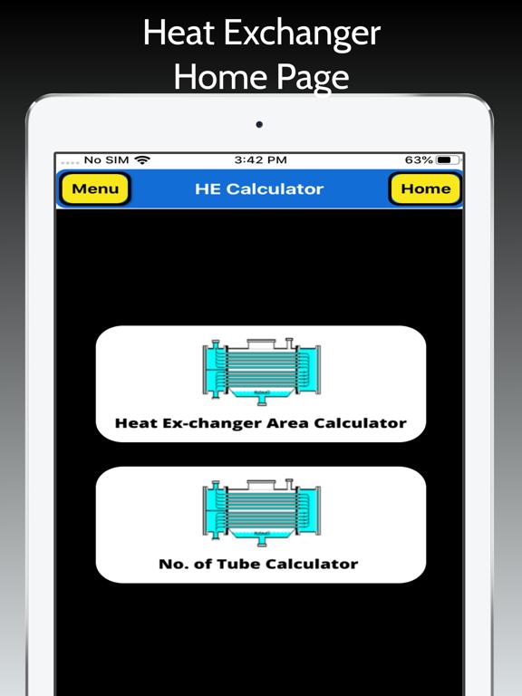 Heat Exchanger Area Pro screenshot 9