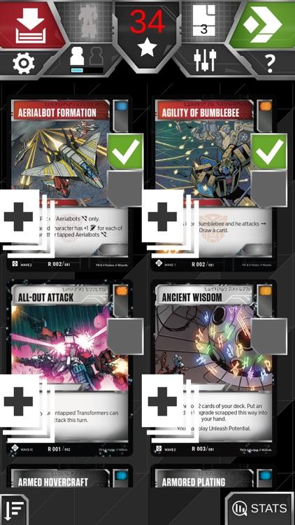 Transformers TCG Companion App screenshot-3