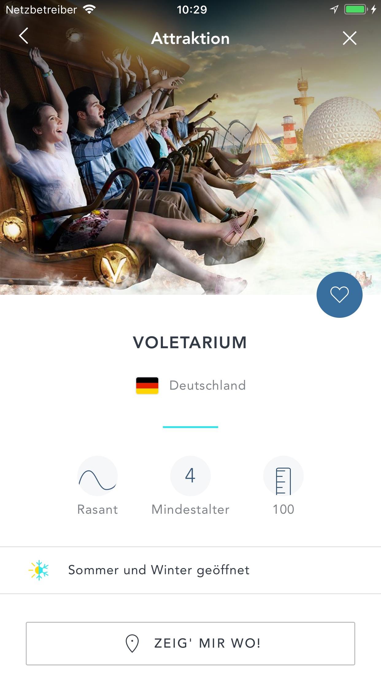 Europa-Park Screenshot