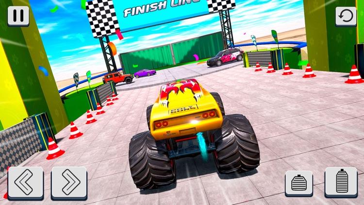 Mega Ramp Car Stunt Games 2020 screenshot-6
