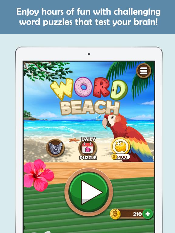 Word Beach: Fun Spelling Games screenshot 10