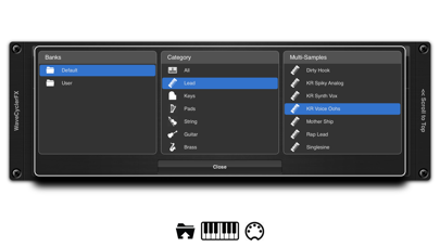 EvolverFX AUv3 Audio Plugin screenshot 7