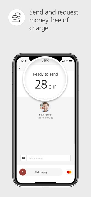 UBS TWINT: Swiss Payment App on the App Store