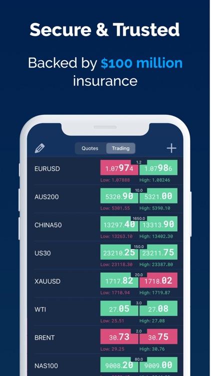 TradeConnect (Bitcoin Trading) screenshot-4