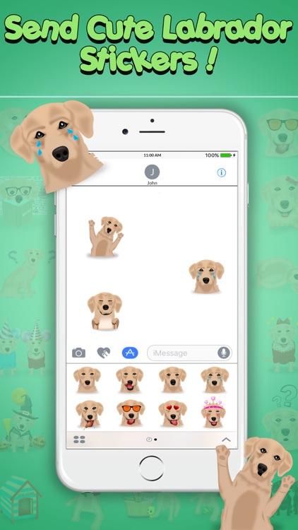 LabMoji - Labrador Emojis
