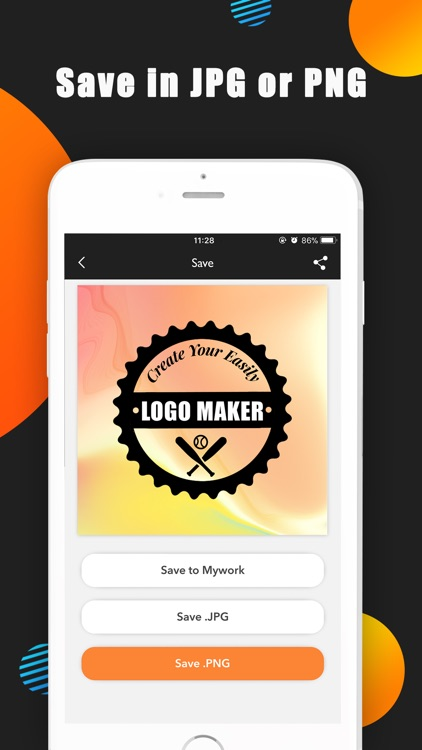 Logo Maker: Watermark Designer screenshot-6
