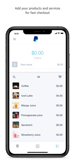 PayPal Here - Point of Sale on the App Store