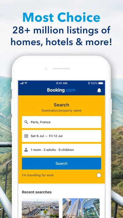 Booking.com: Hotels & Travel screenshot-6