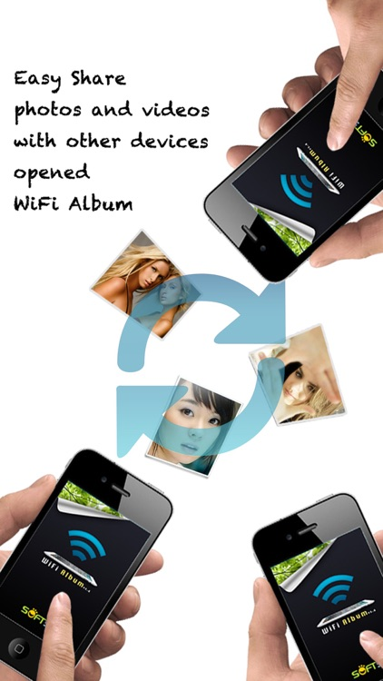 WiFi Album Wireless Transfer screenshot-3