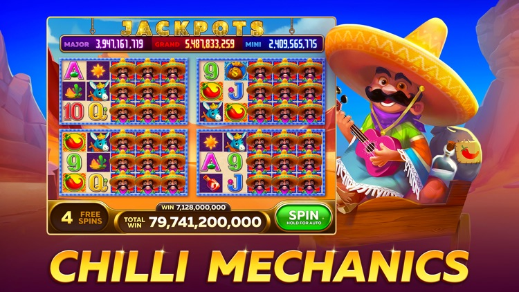 Casino Games - Infinity Slots screenshot-1