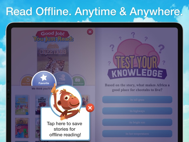 FarFaria Read Along Kids Books on the App Store