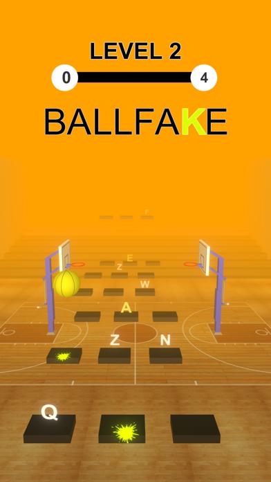 Basket Ball Hop: Word Dribble screenshot 3