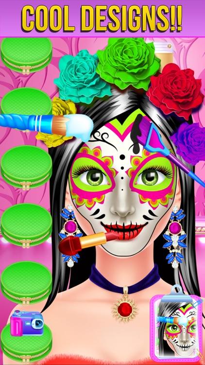 Hair Salon - Makeover Party screenshot-0