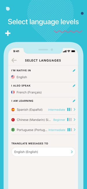 Tandem - Language Exchange on the App Store