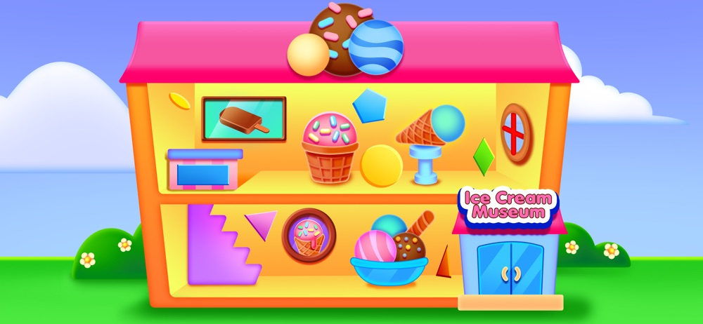 Baby games – Shapes & Puzzles