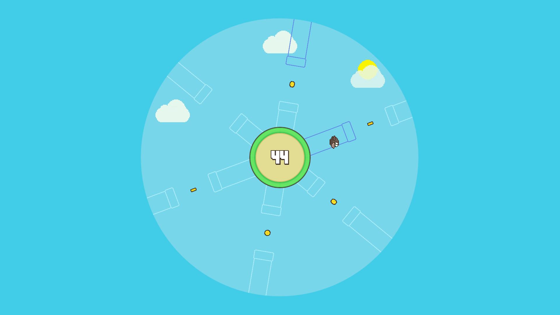 Flappy Family Bird Arcade screenshot 18