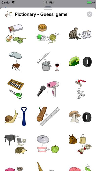 Pictionary - Guess  game screenshot 2