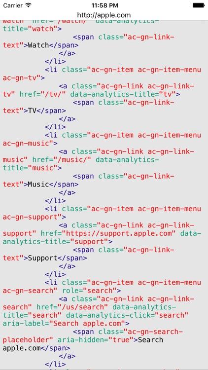 Source Code Reader screenshot-3