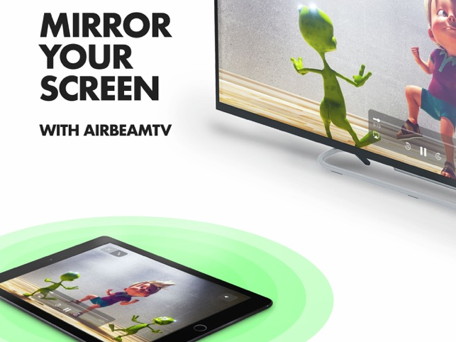 ‎Mirror for Roku - AirBeamTV