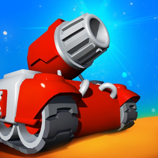 Tanks Hero - Classic Fun Play Icon