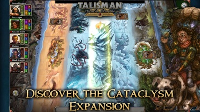 Talisman: Digital Edition screenshot 6