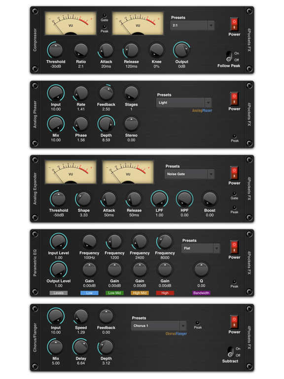 Visual Multi-Band Compressor screenshot 13