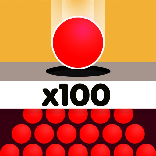 Split Balls 3D free software for iPhone and iPad