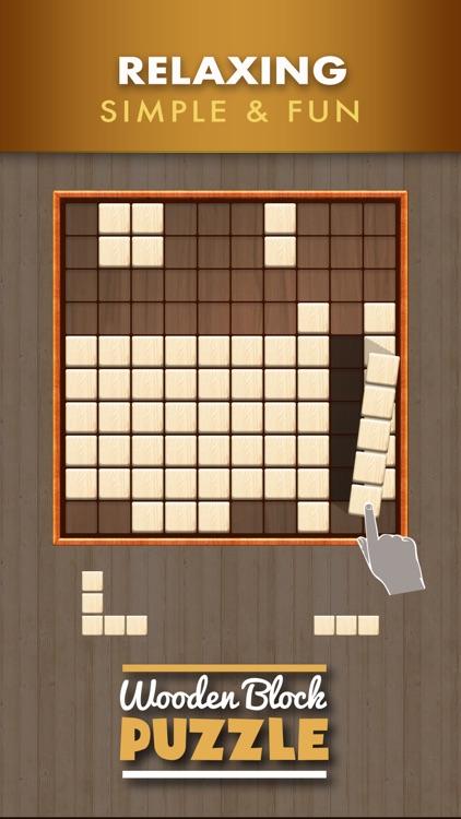 Block Puzzle Woody Legend
