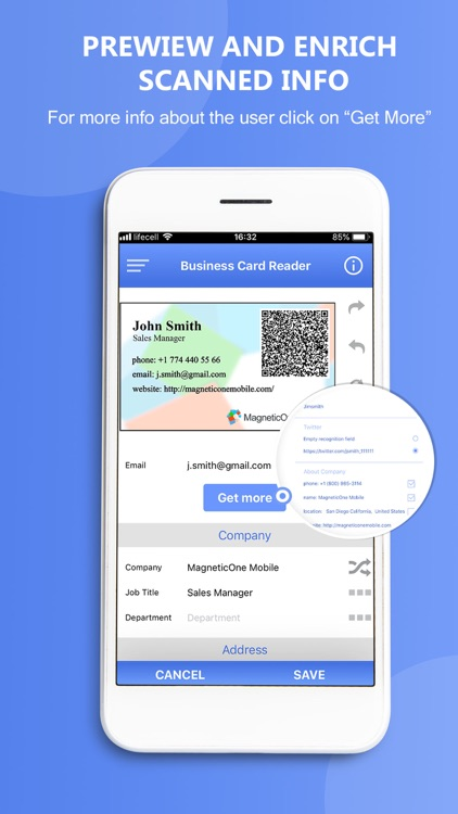 Biz Card Reader for Insightly screenshot-6