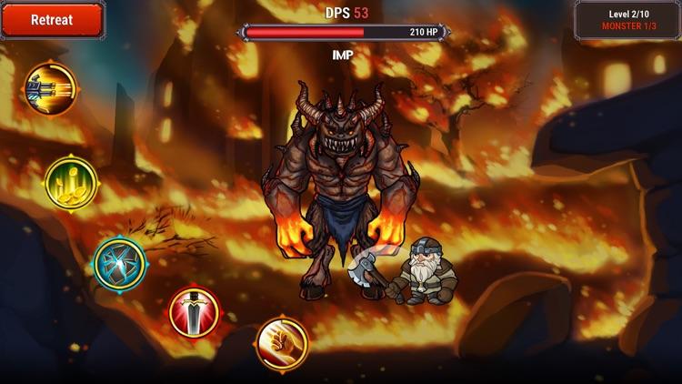 Lords Royale: RPG Clicker screenshot-5