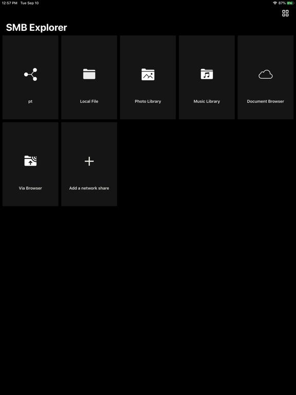 SMB Explorer Pro -For SMB, NAS screenshot 5